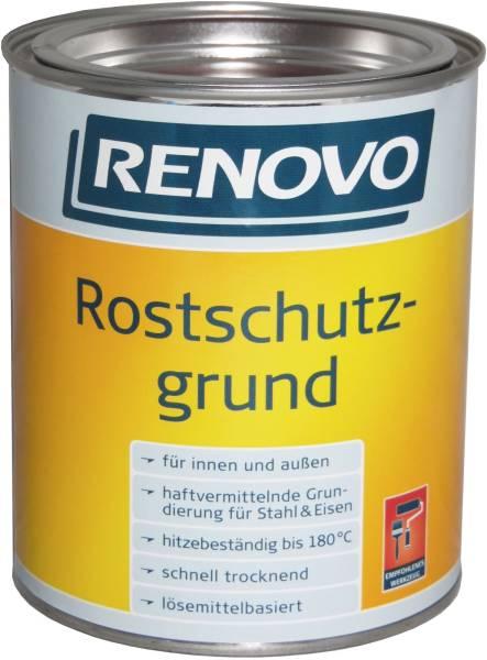 2,5L Renovo Rostschutzgrund Nr.8101 rotbraun